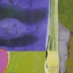 """Corazón""    óleo-tela   25 x 40 cm   2008"
