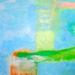 Puerto del Sur  /  óleo sobre tela  /  90 x 120 cm  /  2014