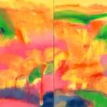 ¨Otoño¨   óleo-tela   100 x 160 cm 2011