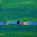 ¨listón I¨   óleo-tela   50 x 50 cm   2008