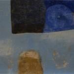 """""""Dialogando""""   óleo-tela   30 x 45 cm   2005"""