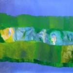 """""""Verde vita""""   óleo-tela   114 x 146 cm   2006"""